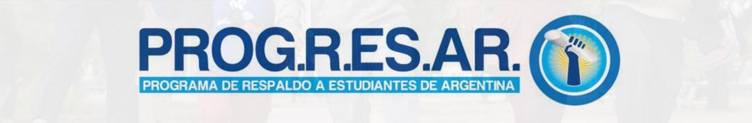 Logo Progresar